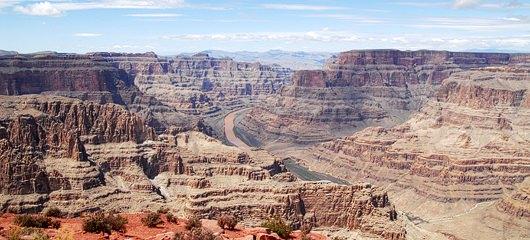 grand canyon west skywalk photos