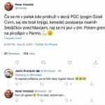 Peter Hrastelj posestvo Na Skaluc