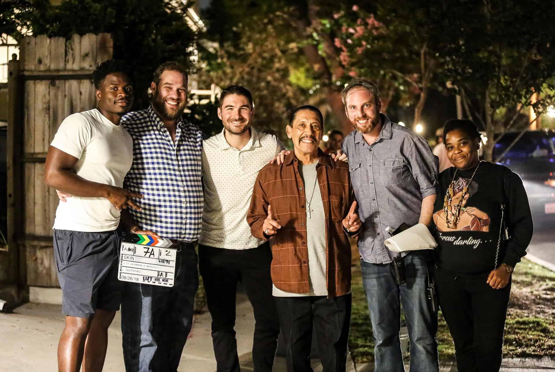 Director-James-Kicklighter-Danny-Trejo-Jim-St-Germain-Ari-Rutenberg