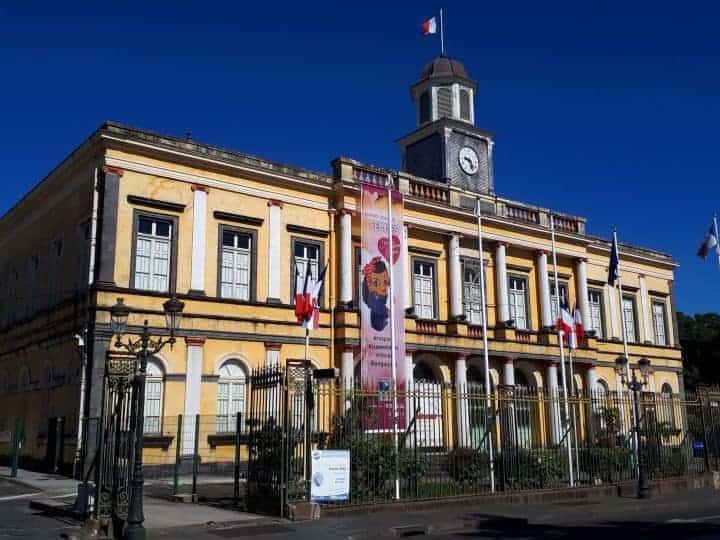 La ville de Saint Denis-Voyage à la Réunion