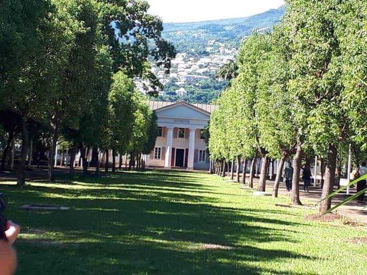 Saint Denis ville de la Réunion