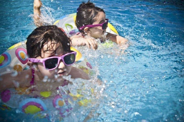 En plus de l'accrobranche, d'autres activités pour enfants sont disponibles à Cilosa Park.