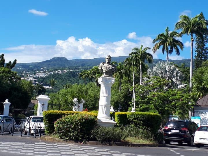 Les villes du Nord de la Réunion