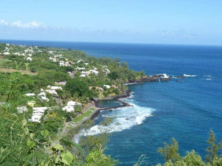 Les communes de la Réunion