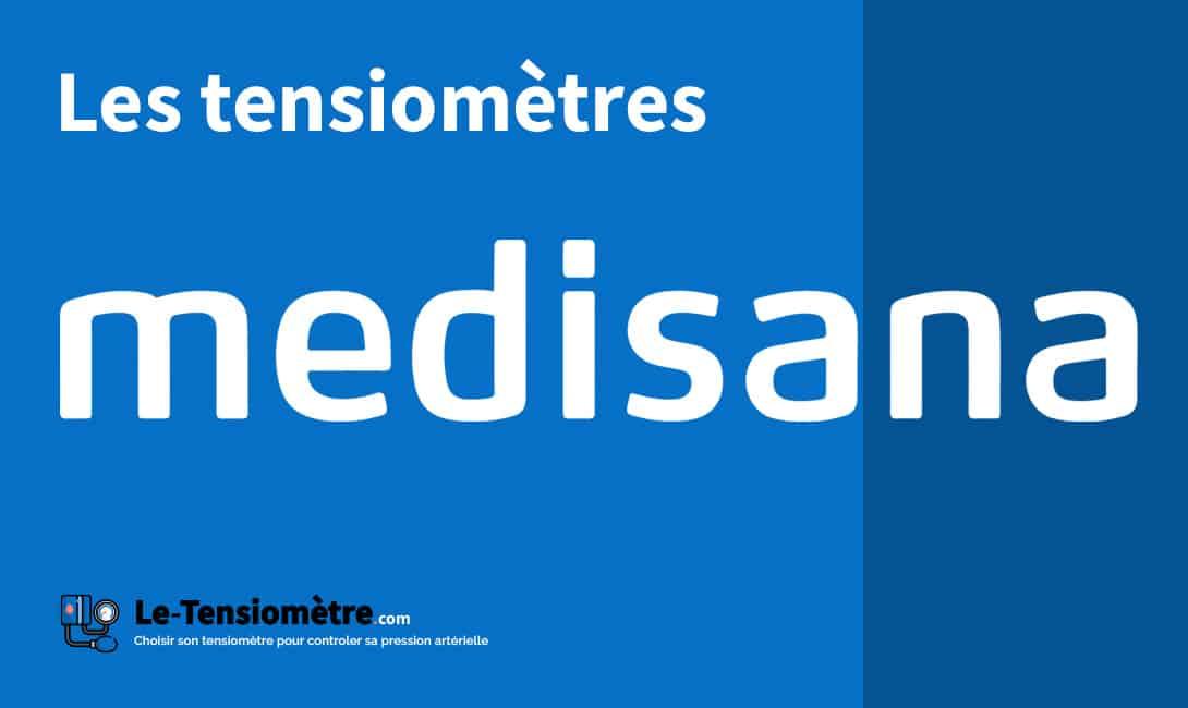 Les meilleurs tensiomètres électroniques Medisana