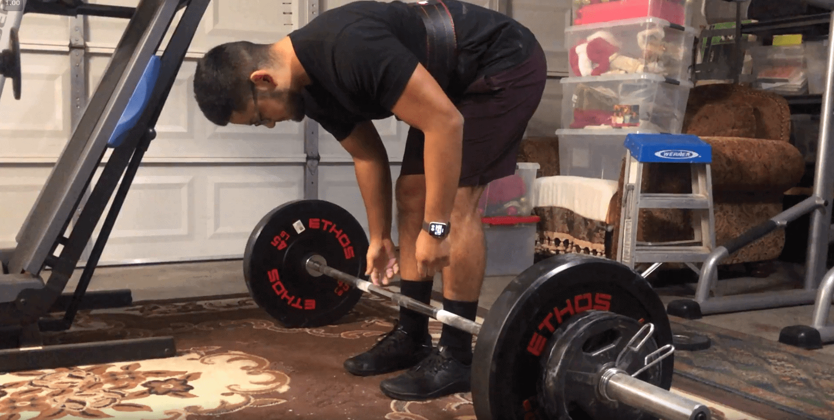 metcon weightlifting