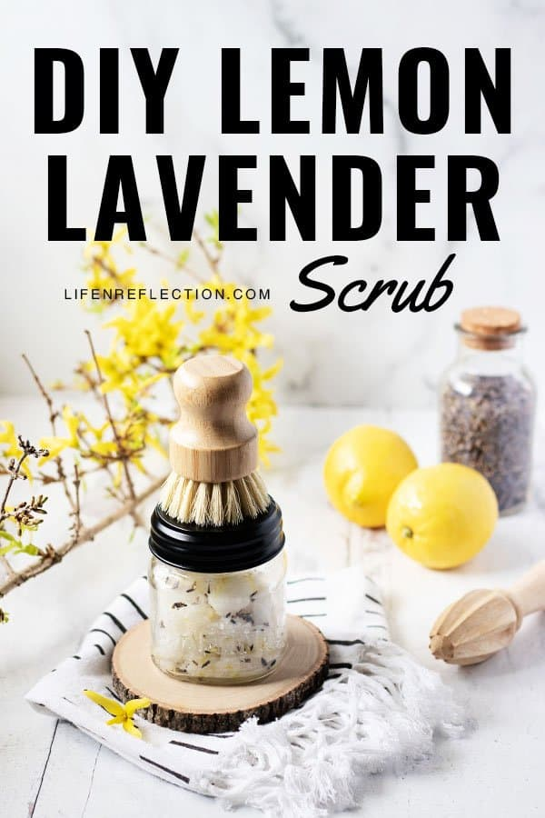 This sweet, refreshing lemon lavender sugar scrub recipe is designed to gently exfoliate, deeply nourish, and rejuvenate the skin. Whip up a batch now and you'll have your skin feeling silky smooth in just minutes!