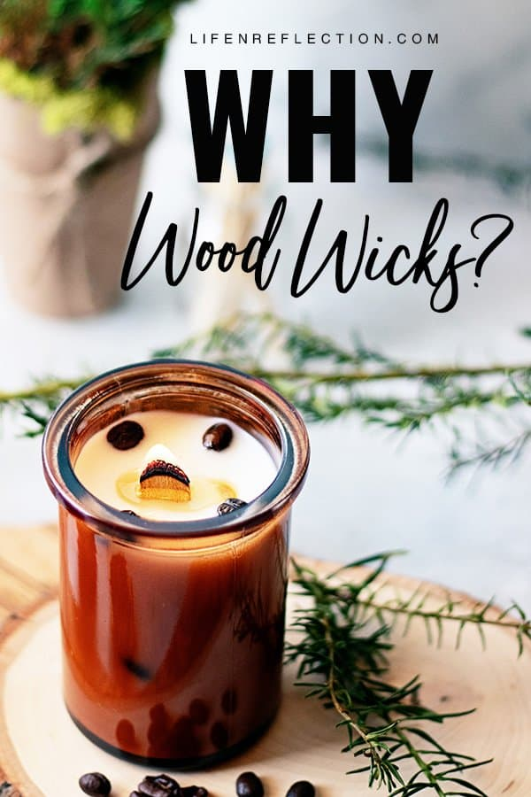 Why do wood wicks crackle? Wood wicks actually crackle just like wood stacked in the fireplace or in an open campfire. But, how and why do woodwick candles crackle?