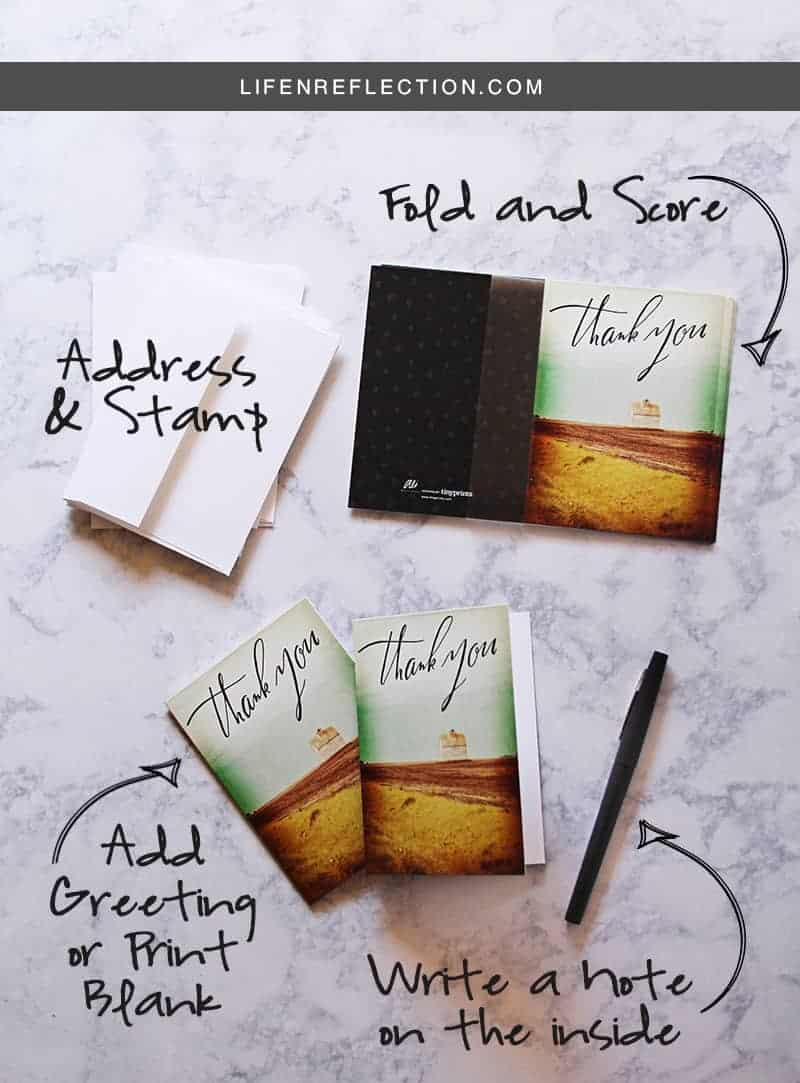 5 Tips for Creating Photography Stationery