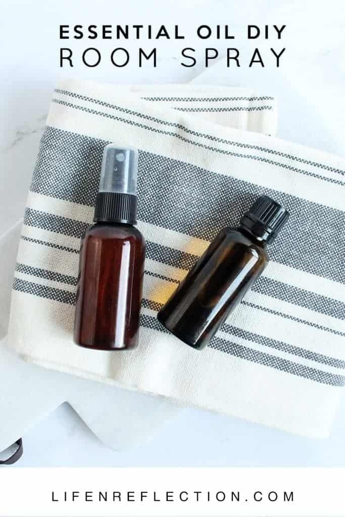 How to Make an All Natural DIY Essential Oil Room Spray