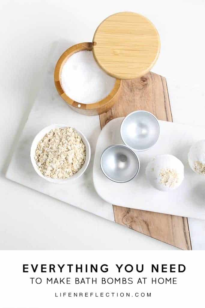 Tools, Ingredients, & Tips to Make Bath Bombs