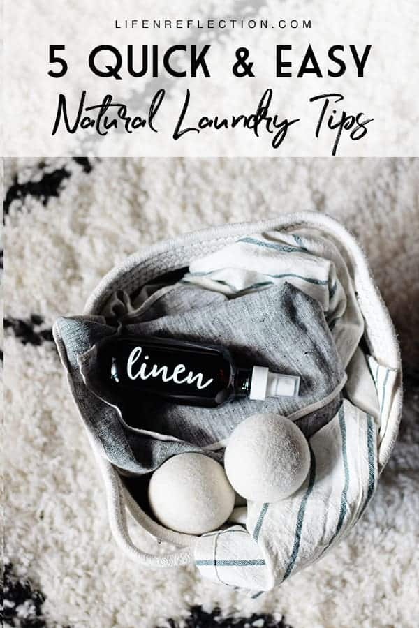 Rid your laundry of toxic chemicals with these environmentally-friendly green laundry tips and hacks. Keep your family and the planet healthy!