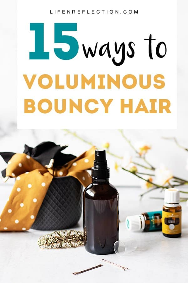 15 Ways to Add Volume to Hair Skip messy volumizing powder or mousse and swap for an easy hair volumizing technique!