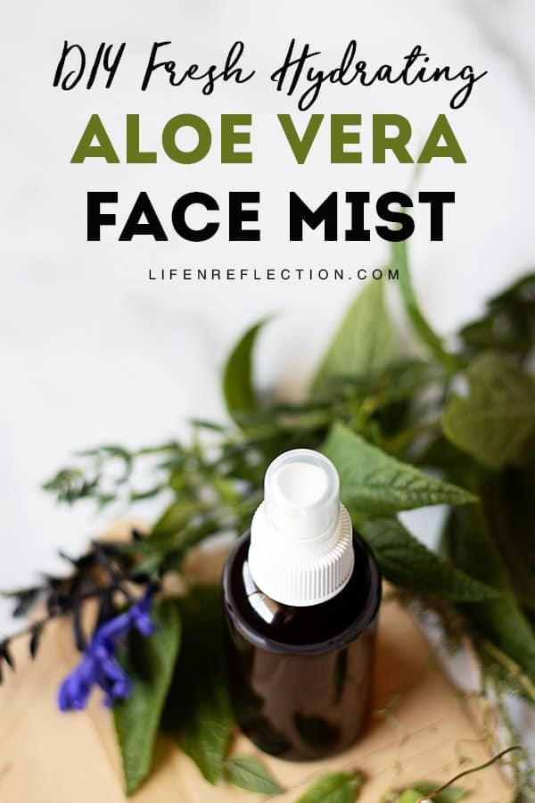 When your face needs a drink during the day, don't splash it with water or apply lotion. Instead, use a face mist - it's literally designed to give your skin a boost of hydration without messing up your appearance.