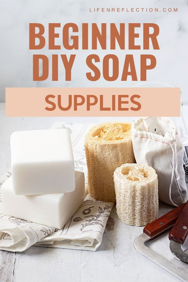 Feeling overwhelmed on how to make soap? There's a much easier way to beginner soap making! All you need are 5 basic soap making supplies!!
