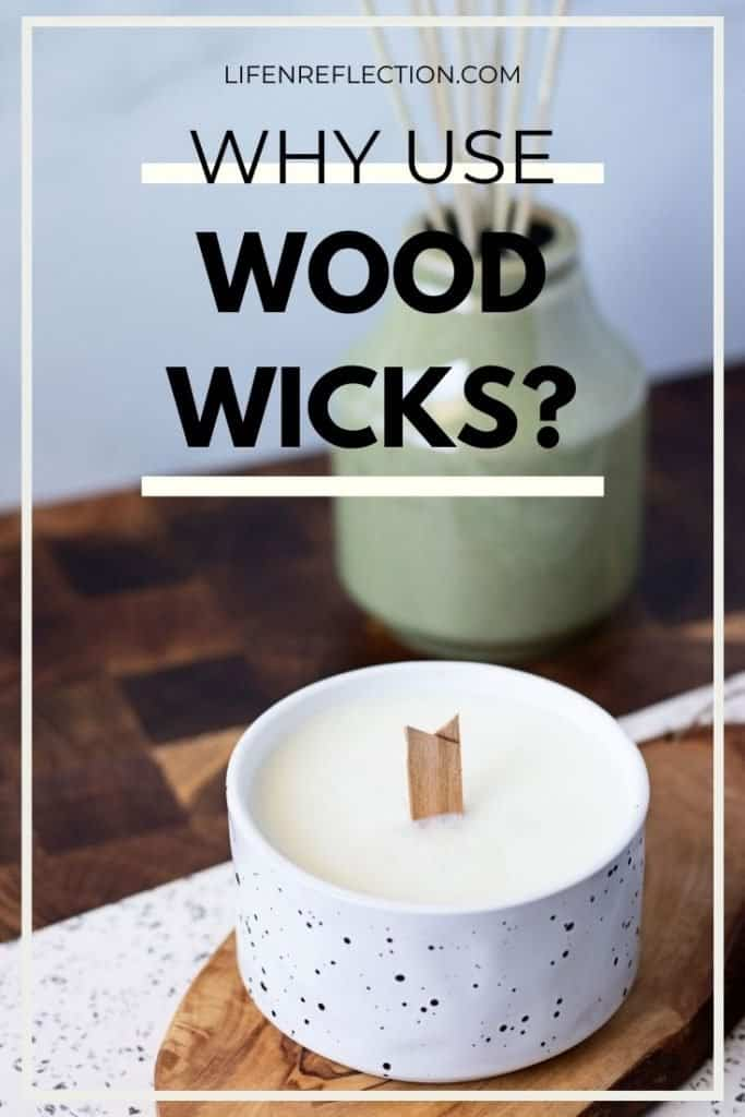 Why use wood wicks? I'm going to explain the differences between wooden candle wicks and cotton wicks in this candle making wooden wick guide.
