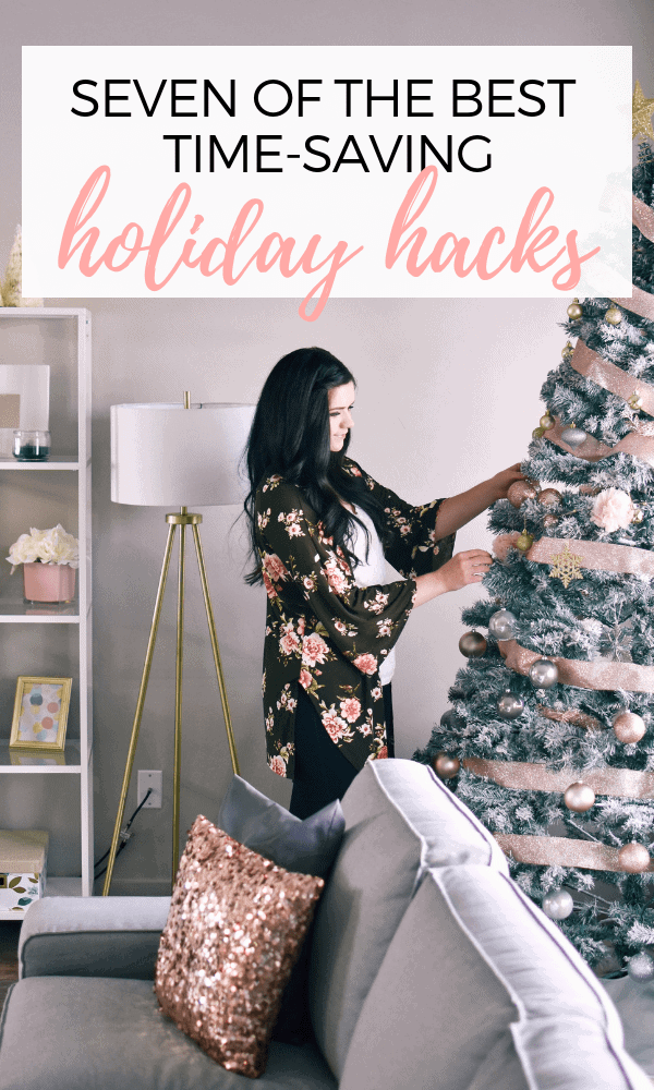 These awesome holiday tips and lifehacks will save you so much time this Christmas season!