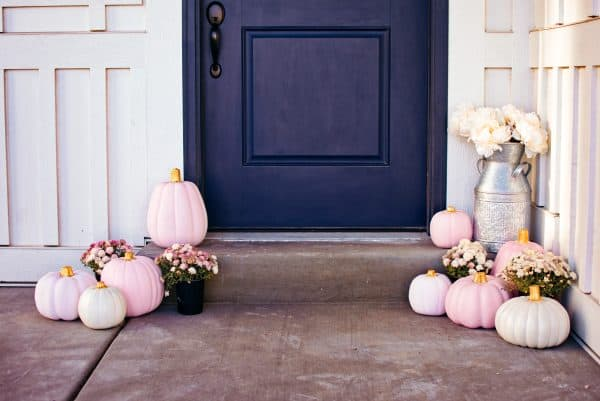 Fall decorations you can DIY.