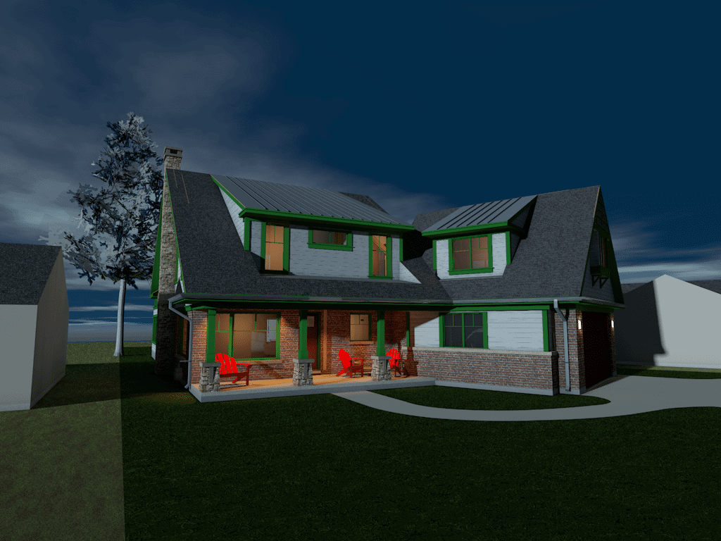 dream into dream home