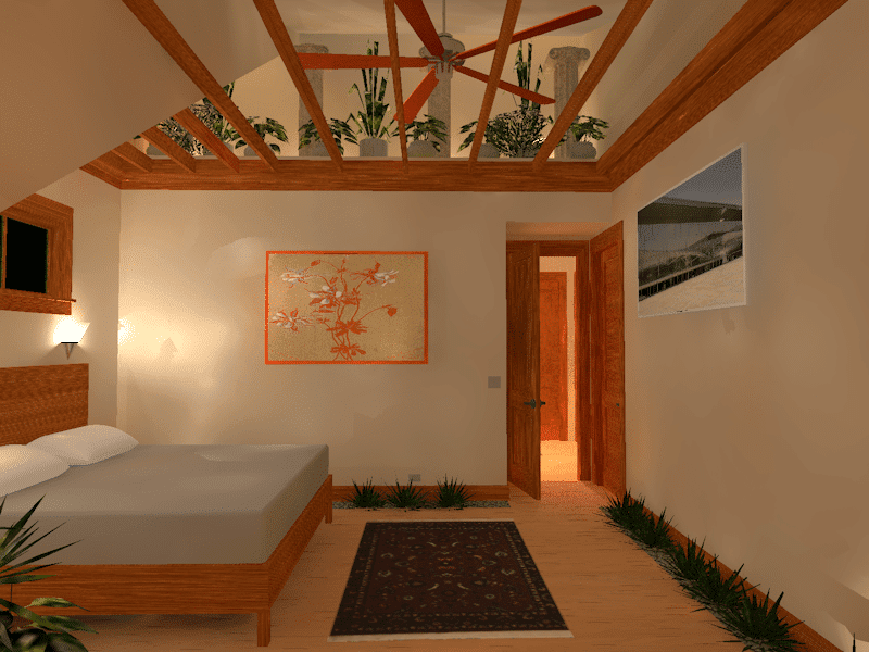 mastering the bedroom
