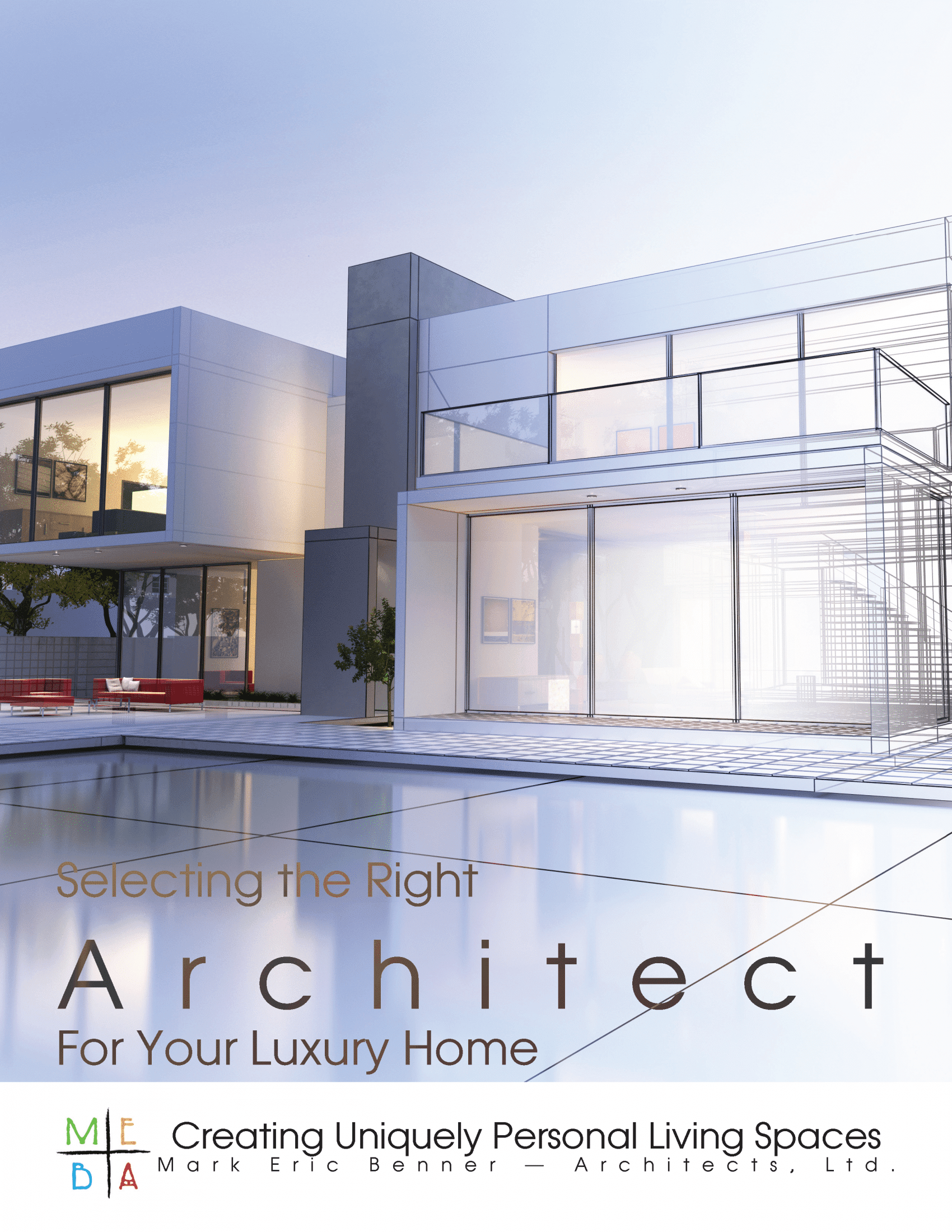 selecting the right architect for your luxury home