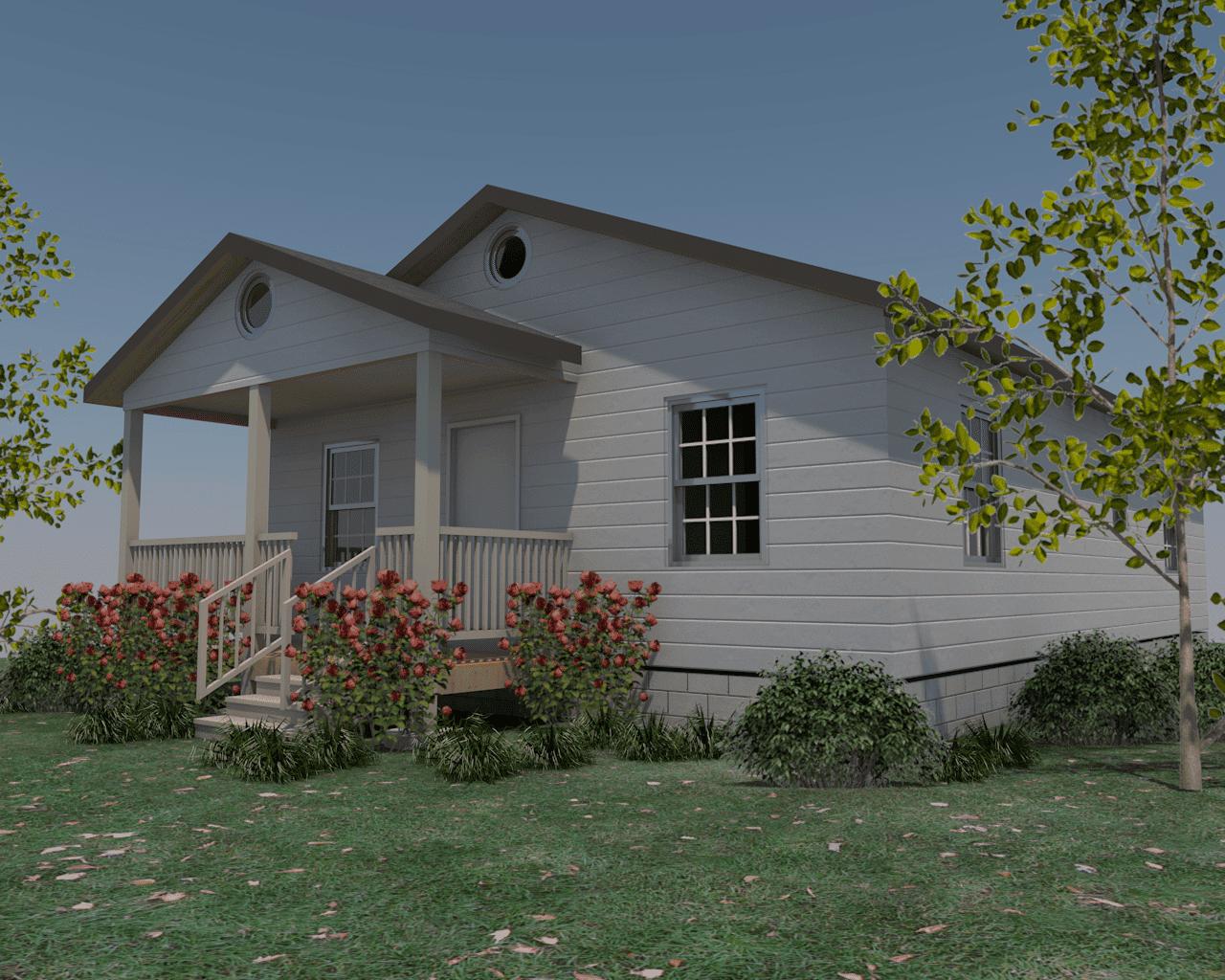 hope village project rendering