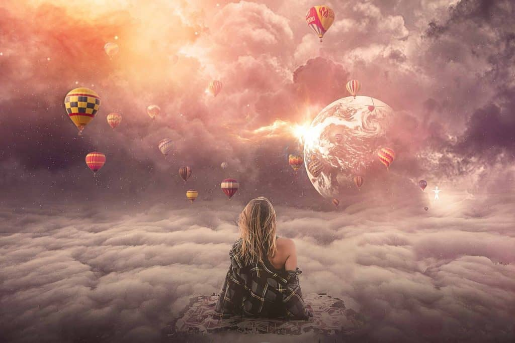 Guided Higher Self Meditation: 7 Spiritual Ideas For Change