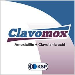 Clavomox-a logo