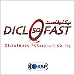 Diclofast logo