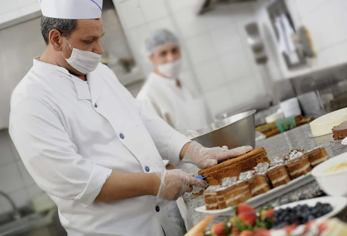 Food Manufacturing Company