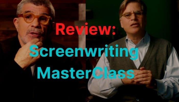 Screenwriting Masterclass review