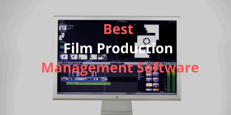 video production management software