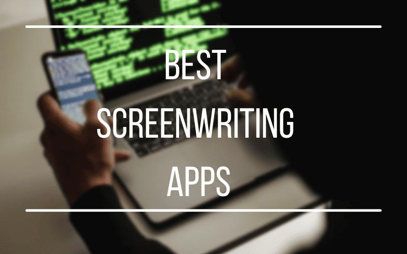 best screenwriting apps