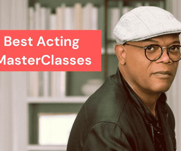 Best Acting MasterClasses (1)