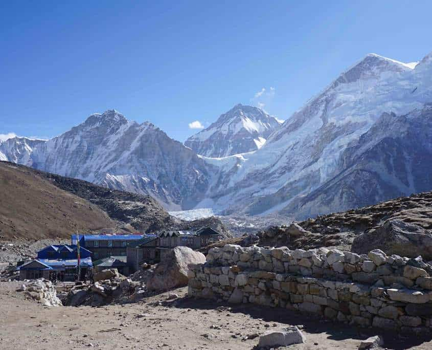 There are so many beautiful villages on the way to Everest Base Camp