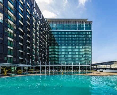 Five Star Stanley Hotel in Port Moresby