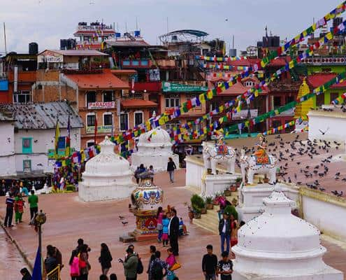 The colorful culture and tradition of Kathmandu in Nepal