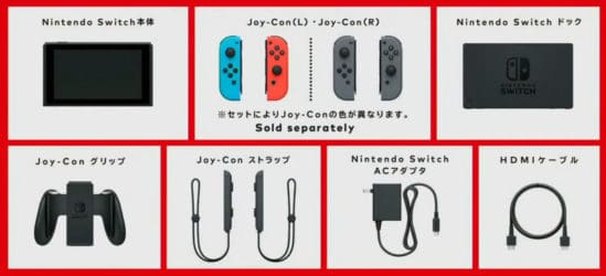 nintendo switch device