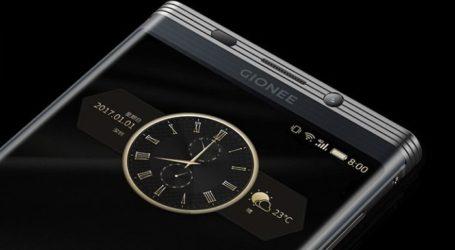 Gionee M2017 smartphone