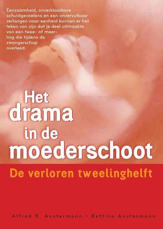 Boek Het drama in de moederschoot- Alfred R. Austermann en Bettina Austermann