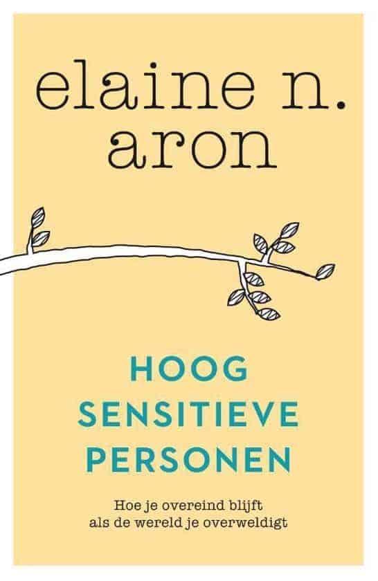 Cover Hoogsensitieve personen Elaine Aron