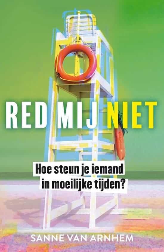 boek Red mij niet van Sanne van Arnhem