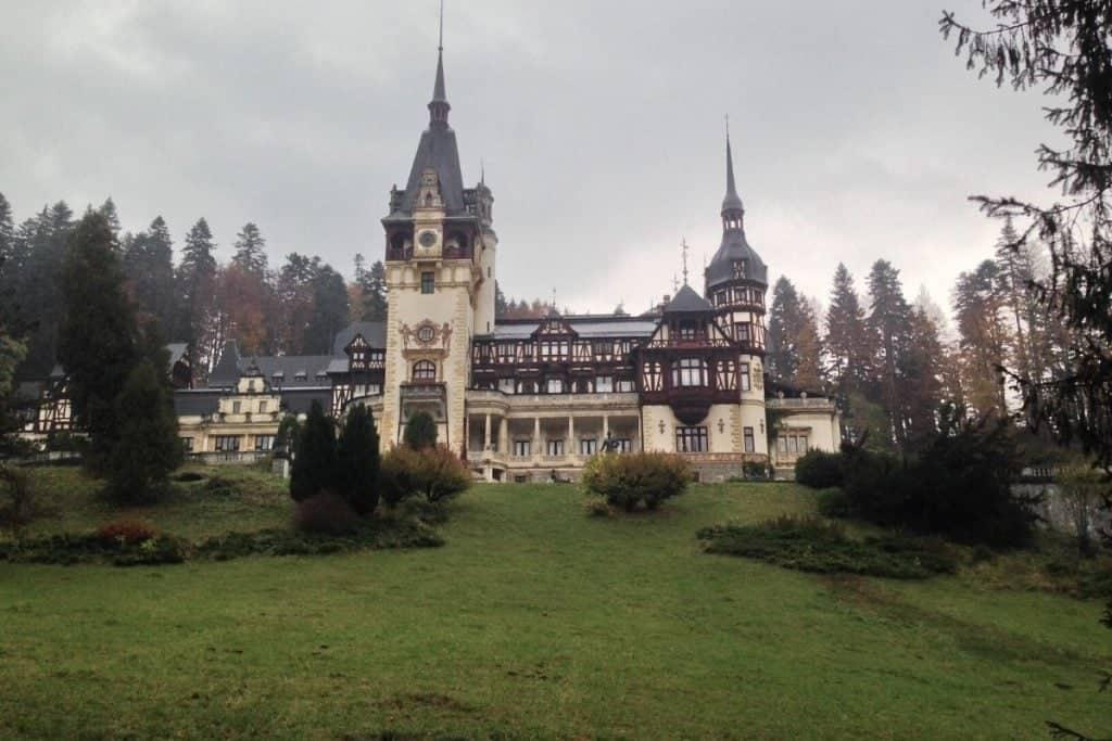 transilvania castello peles