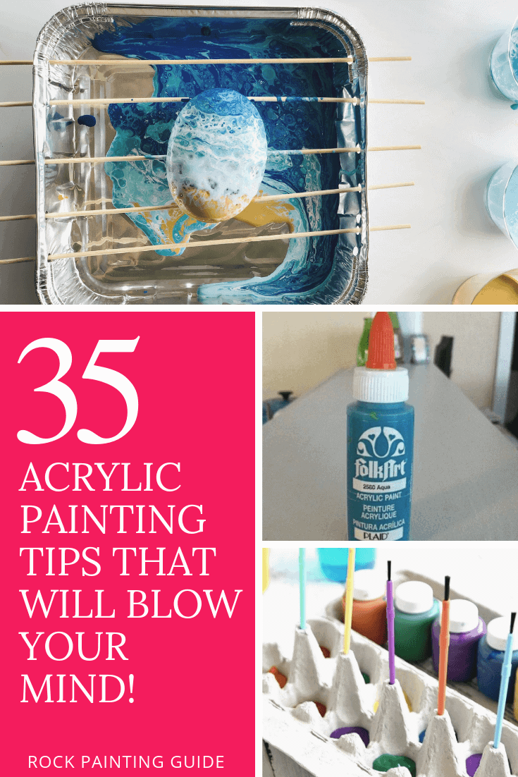 35 acrylic painting tips that will blow your mind