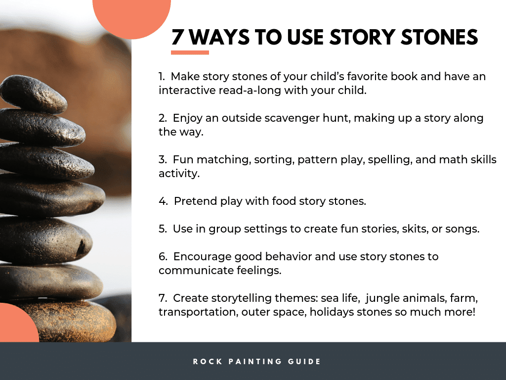 ways to use story stones