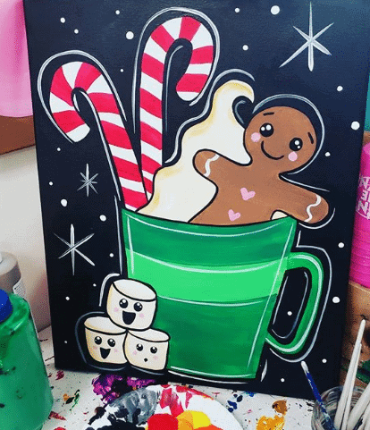 gingerbreadmaninmug