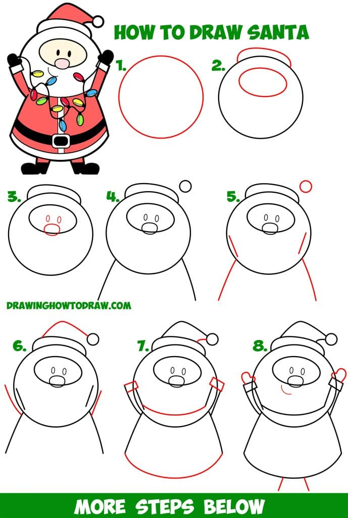 how-to-draw-santa-claus-christmas-lights-easy-step-by-step-drawing-tutorial-for-young-children-kids
