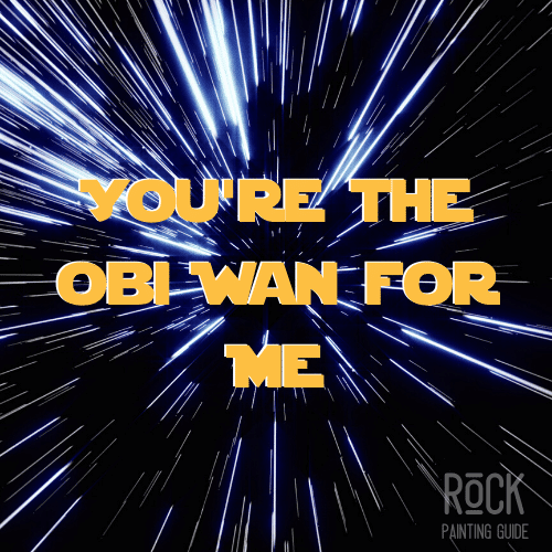 you're the obi wan for me quote in space
