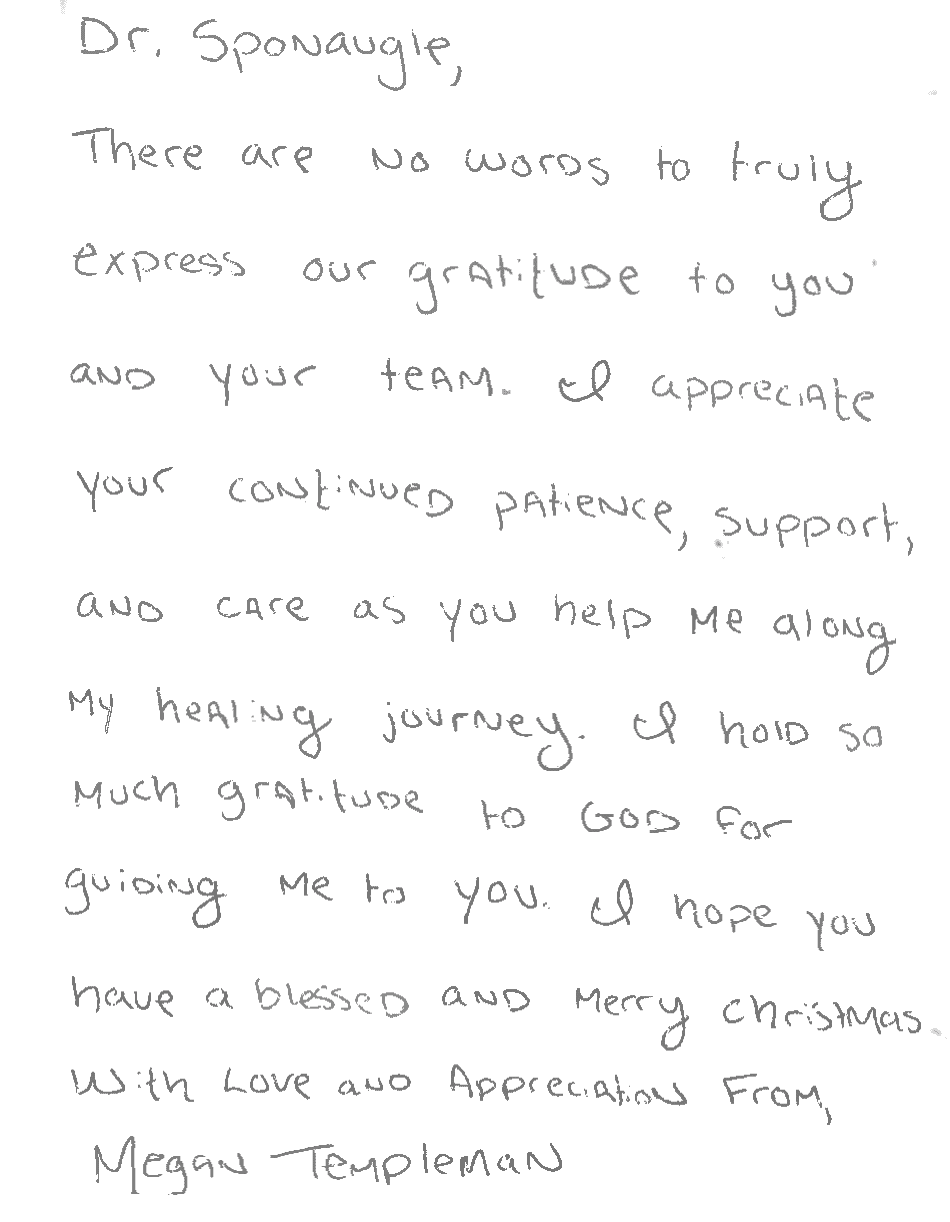 Megan's Lyme Disease Treatment Testimonial
