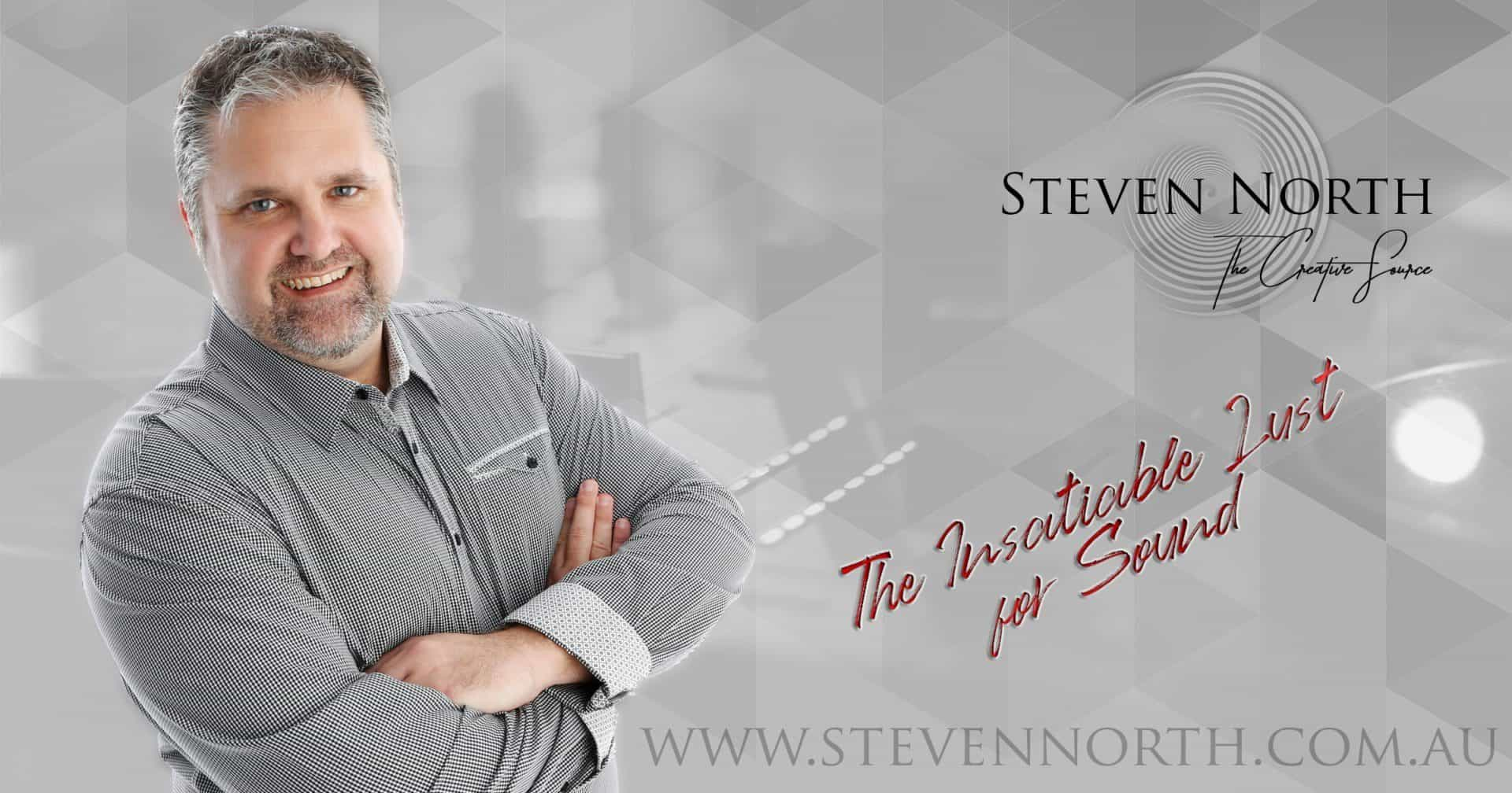 The Insatiable Lust for Sound with Steven North